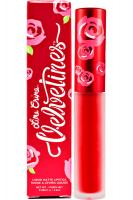 Lime Crime Velvetines Red Velvet Liquid Matte Lipstick - Lime Crime Velvetines Red Velvet помада жидкая матовая стойкая