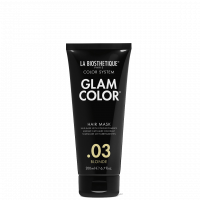 La Biosthetique Glam Color Hair Mask .03 Blonde - La Biosthetique маска оттеночная блонд
